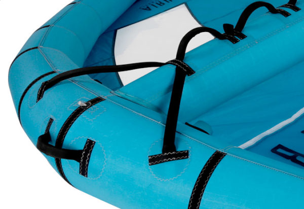 Starboard Airush FreeWing Air teal Griffe diagonal Pure Surfshop