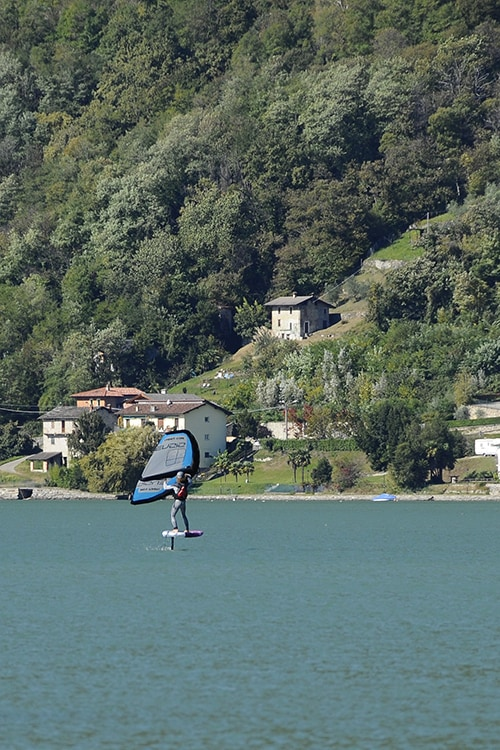 MB-Boards Albatros Wingfoilboard Test Pure Surfshop