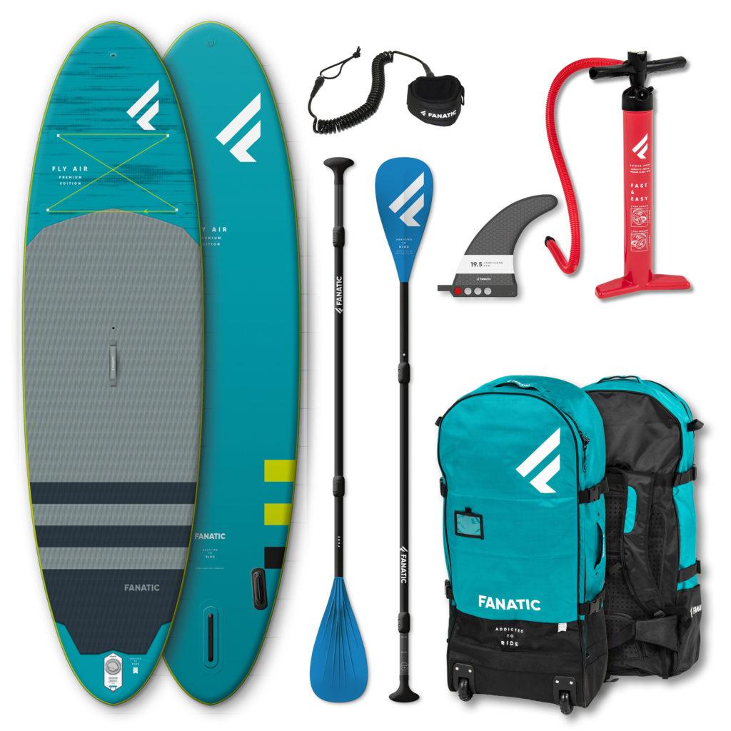 Fanatic Fly Air Premium Set Pure Surfshop