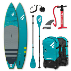 Fanatic Ray Air Premium Set Pure Surfshop