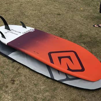 MB-Boards Basilisk Finnen SUP Setup Pure Surfshop
