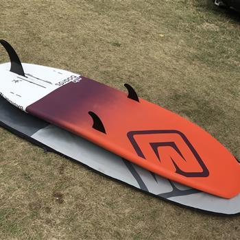 MB-Boards Basilisk Finnen Windsurf Wingsurf Setup Pure Surfshop