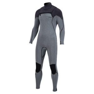 Prolimit Mercury TR Freezip Steamer 6/4 DL FTM misty grey black side Pure Surfshop