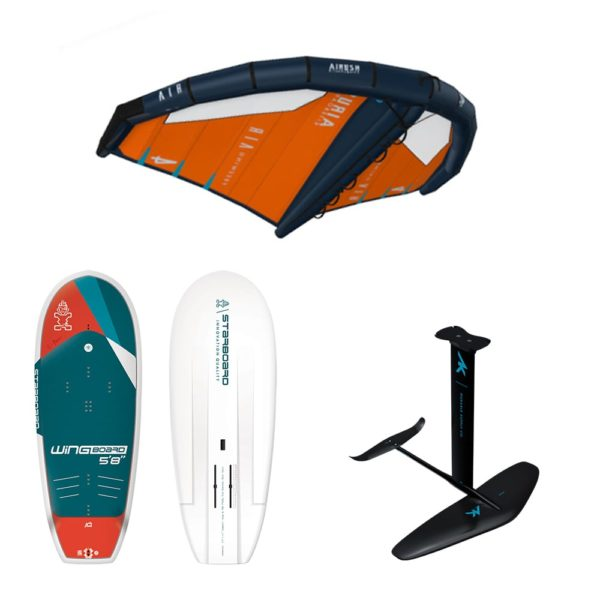 Starboard Airush Wingfoil Set Pure Surfshop