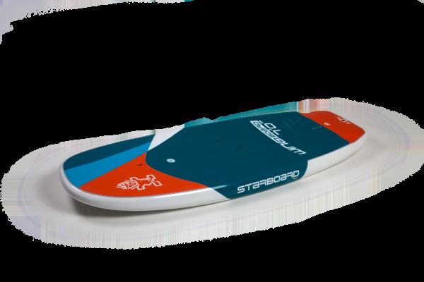 Starboard 2021 Wingboard Lite Tech Oberseite vorne Pure Surfshop
