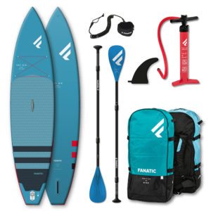 Fanatic Ray Air Pure Set Pure Surfshop