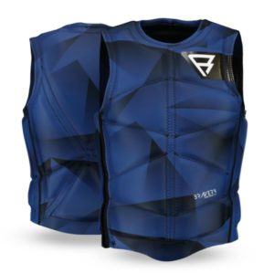 Brunotti Bravery Wake Vest blue pure surfshop