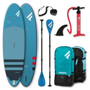 Fanatic Fly Air Pure Set Pure Surfshop