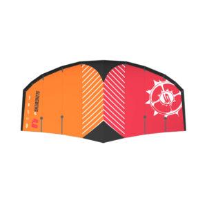 Slingshot SlingWing V2 orange front pure surfshop
