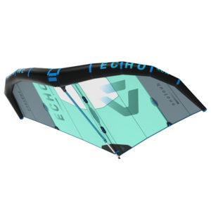 Duotone 2021 Foil Wing Echo grau-mint Pure Surfshop