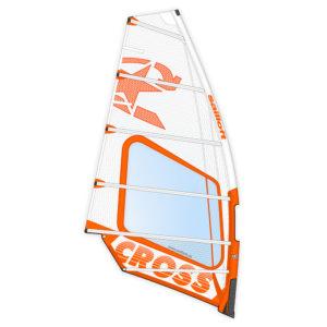 Sailloft 2021 Cross 6,5-8,0 White Orange Pure Surfshop