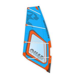 Sailloft 2021 Quad blau orange Pure Surfshop