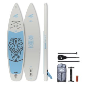 Indiana 2021 Family Pack 12 grey Pure Surfshop