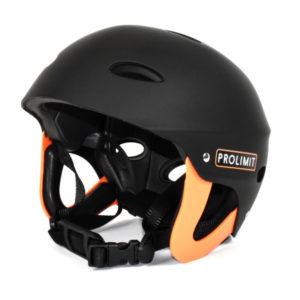 Prolimit Watersports Helmet adjustable black orange Pure Surfshop