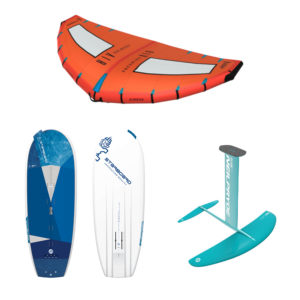 Starboard NeilPryde Airush Wingfoil Set Pure Surfshop