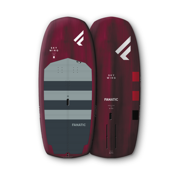"""Fanatic Sky Wing 5'4"""" Pure Surfshop"""