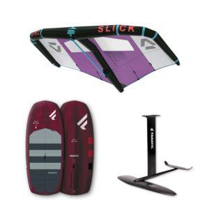 Fanatic Duotone Wingfoil Set Pure Surfshop